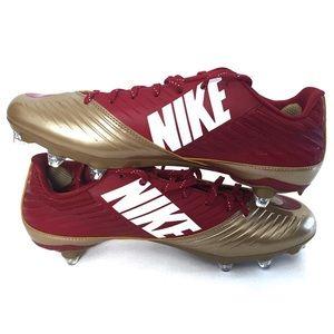 🆕 Nike Vapor Speed Low TD Men's Football Cleats